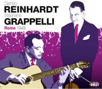 Django Reinhardt  / Stephane,Grappelli - Rome (1949)