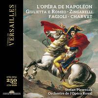 Zingarelli / Fagioli - Giulietta E Romeo (W/Dvd) (2pk)