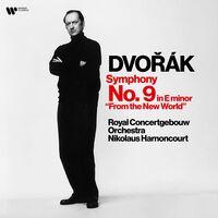Royal Concertgebouw Orchestra - Dvorak: Symphony No. 9