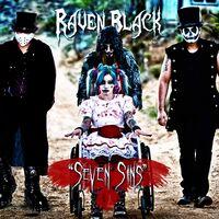 Raven Black - Seven Sins [Digipak]
