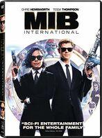 Men In Black [Movie] - Men In Black: International