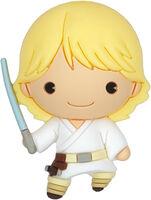 Luke Skywalker 3D Foam Magnet - Luke Skywalker 3D Foam Magnet