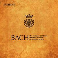 Bach Collegium Japan - Complete Secular Cantatas (W/Cd) (Box) (Hybr)