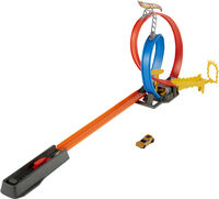 Hot Wheels - Mattel - Hot Wheels Energy Track + 1 Dcc