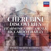 Riccardo Chailly / Orchestra Filarmonica Della - Cherubini Discoveries