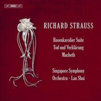 Singapore Symphony Orchestra - MacBeth / Rosenkavalier Suite