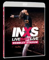 INXS - Live Baby Live - Live At Wembley Stadium [DVD]