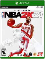 Xb1 NBA 2K21 - NBA 2K21 for Xbox One