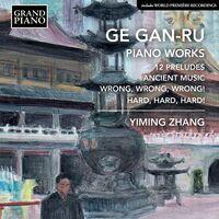 Yiming Zhang - Piano Works
