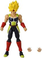 "Dragonball Super Dragon Stars - Bandai America - DragonBall Super Dragon Stars Super Saiyan Bardock 6.5"" Action Figure"