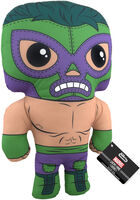 Funko Pop! Plush: - FUNKO POP! PLUSH: Marvel Luchadores- Hulk 17.5