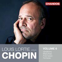 LOUIS LORTIE - Louis Lortie Plays Chopin 6