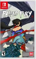 Swi Bladed Fury - Bladed Fury for Nintendo Switch