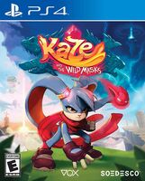 Ps4 Kaze and the Wild Masks - Kaze and the Wild Masks for PlayStation 4