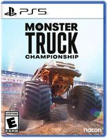 Ps5 Monster Truck Championship - Monster Truck Championship for PlayStation 5