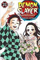 Gotouge, Koyoharu - Demon Slayer: Kimetsu no Yaiba, Vol. 23