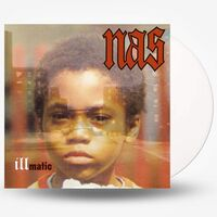 Nas - Illmatic (Clear Vinyl)