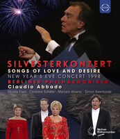 Berliner Philharmoniker / Abbado, Claudio - New Year's Eve Concert 1998 - Songs of Love and Desire