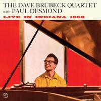 Dave Brubeck  Quartet - Live In Indiana 1958 [180-Gram Vinyl With Bonus Track]