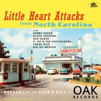 Little Heart Attacks From North Carolina / Various - Little Heart Attacks From North Carolina / Various