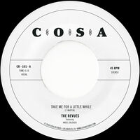 Revues - Take Me For A Little While [Indie Exclusive] [Colored Vinyl] (Ep) (Grn)