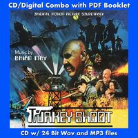 Brian May  (Ita) - Turkey Shoot / O.S.T. (Ita)