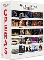 Verdi / Hermanis / Alvarez - Teatro Alla Scala Opera Box (8pc)