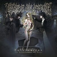 Cradle Of Filth - Cryptoriana: The Seductiveness Of Decay [Import LP]