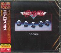 Aerosmith - Rocks [Limited Edition] [Reissue] (Jpn)