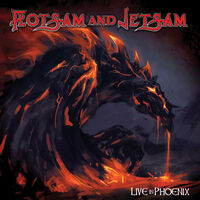 Flotsam & Jetsam - Live In Phoenix (Ltd) (Red)