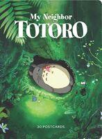 Studio Ghibli - My Neighbor Totoro: 30 Postcards