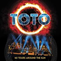 Toto - 40 Hours Around The Sun (Uk)