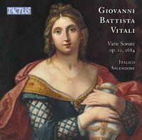Vitali / Italico Splendore - Varie Sonate 11