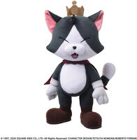 Square Enix - Square Enix - Final Fantasy VII Cait Sith Plush Action Doll