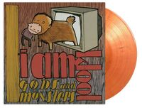 I Am Kloot - Gods & Monsters [Limited Orange Marble Colored Vinyl]