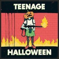 Teenage Halloween - Teenage Halloween [Limited Edition Black/Orange LP]