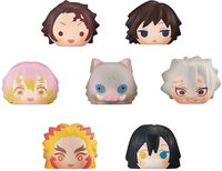 Megahouse - Megahouse - Demon Slayer Kimetsu Fluffy Squeeze Bread Wave 2 8pc BmbDs