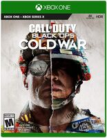 Xb1 Call of Duty: Black Ops Cold War - Call of Duty: Black Ops Cold War for Xbox One