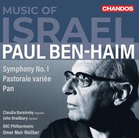 BBC Philharmonic - Music of Israel