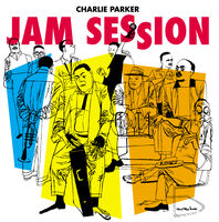 Charlie Parker - Jam Session [180-Gram Blue Colored Vinyl]