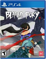 Ps4 Bladed Fury - Bladed Fury for PlayStation 4