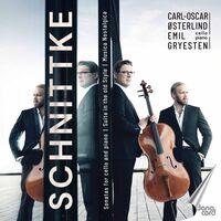 Schnittke / Osterlind / Gryesten - Schnittke