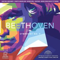 Pittsburgh Symphony Orchestra - Beethoven: Symphony No. 9