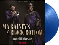 Branford Marsalis  (Blue) (Ltd) (Ogv) - Ma Rainey's Black Bottom / O.S.T. (Blue) [Limited Edition]