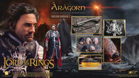 Star Ace Toys - Star Ace Toys - Lord Of The Rings Aragorn 2.0 1/8 Coll Action FigureDeluxe Version (Net)