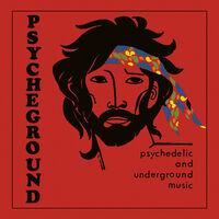 Psycheground Group - Psychedelic & Underground Music (Red Vinyl) [Colored Vinyl]