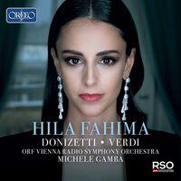 Donizetti / Fahima / Gamba - Opera Arias