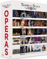 Verdi / Hermanis / Alvarez - Teatro Alla Scala Opera Box (5pc)
