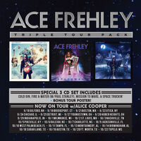 Ace Frehley - Triple Tour Pack [Limited Edition] (Post)