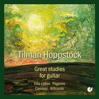 Tilman Hoppstock - Great Studies For Guitar